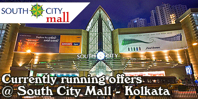 South City Mall - Kolkata  Sale Offers India