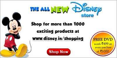 Disney.in offers India