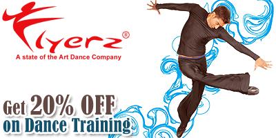 Flyerz Dance Company offers India