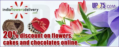 www.indiaflowersdelivery.com offers India