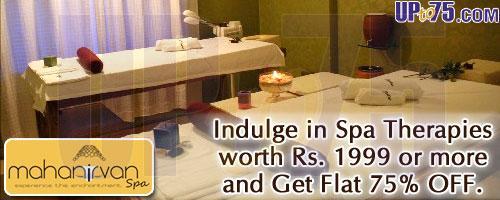 Mahanirvan Spa offers India