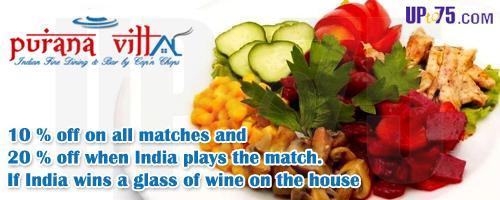 Purana Villa offers India