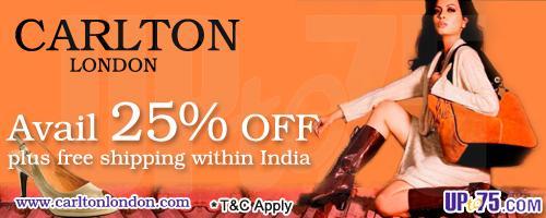 Carlton London offers India