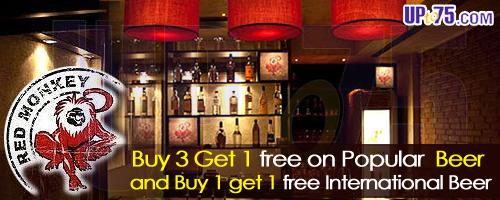 Red Monkey offers India