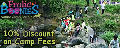Frolic Boonies offers India