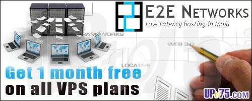 E2E Networks offers India