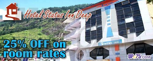 Hotel Status Inn Deep offers India