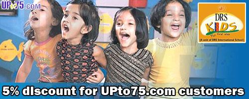 DRS Kids offers India