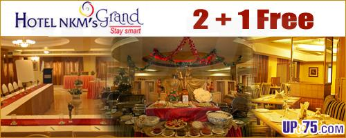 Hotel NKM's Grand offers India