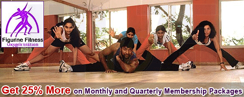 Figurine Fitness offers India