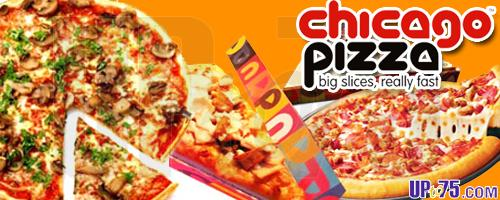 Chicago Pizza offers India