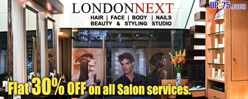 LONDON NEXT offers India