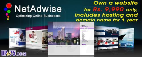 NetAdwise Solutions offers India