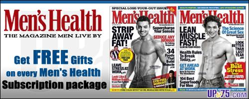 Mens Health offers India