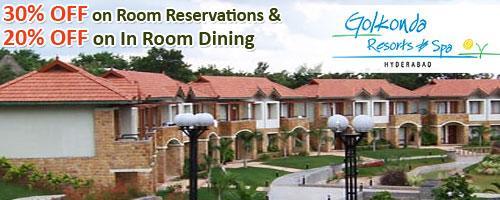 Golkonda Resorts & Spa offers India