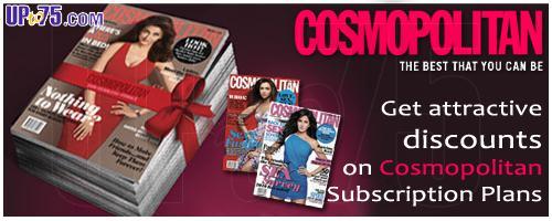 Cosmopolitan offers India
