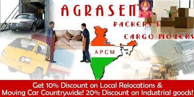Agrasen Packers and Movers offers India