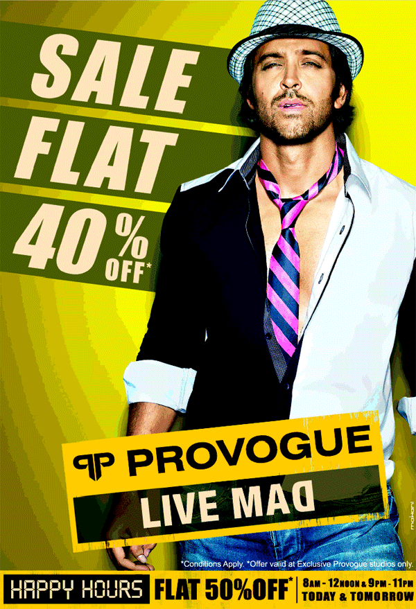 Provogue offers India