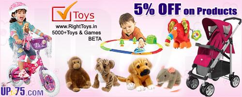 Right Toys offers India