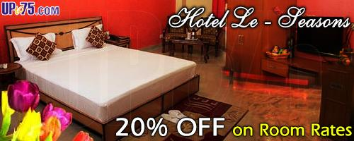 Hotel Le Seasons offers India