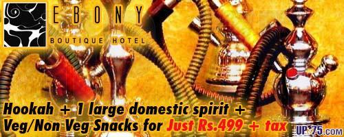 Ebony offers India