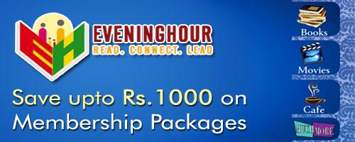 Evening Hour offers India