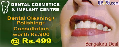 Dental Cosmetics & Implant Centre offers India