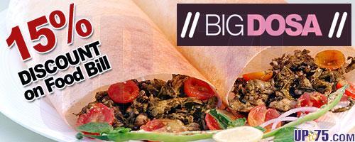 Big Dosa offers India