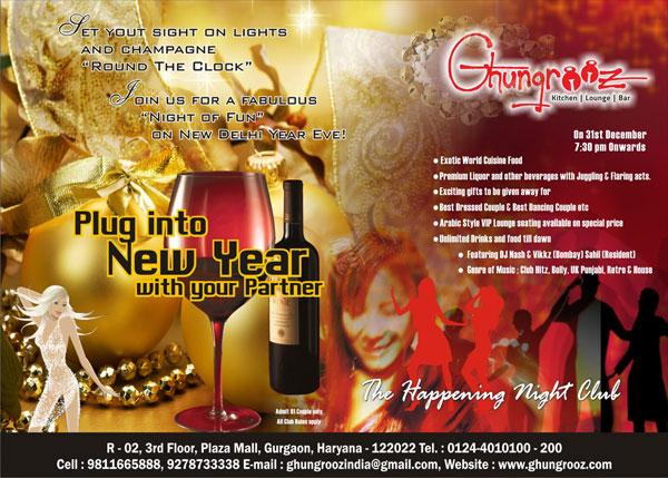 Ghungrooz offers India