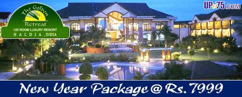 Golden Retreat offers India