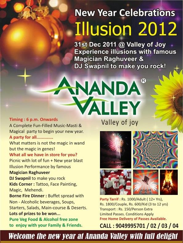 Ananda Valley offers India