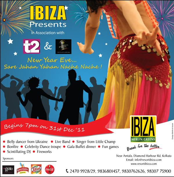 Ibiza Resort offers India
