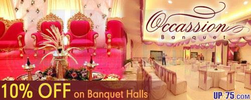 Occassion Banquet offers India