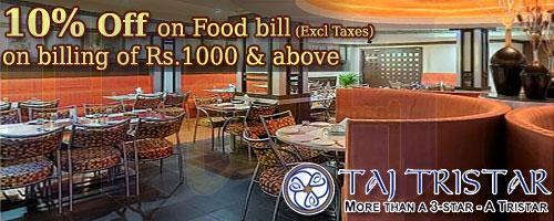 Taj Tristar offers India