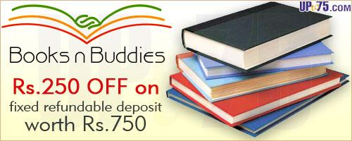 Books n Buddies offers India