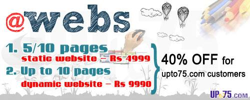 Atwebs offers India