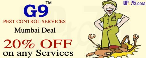 G9 Pest Control Services offers India