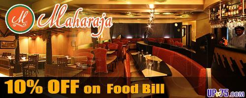 Maharaja Restaurant & Bar offers India