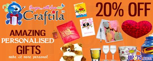 Craftila offers India