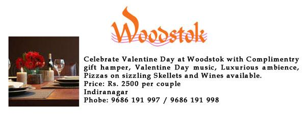 Woodstok offers India