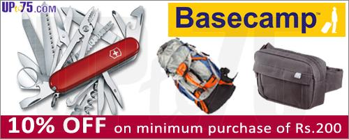 Basecamp offers India