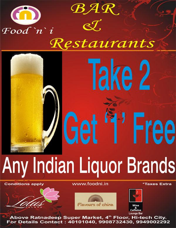 Food n I offers India