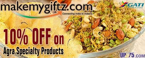 Makemygiftz offers India