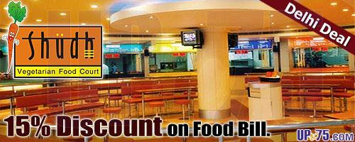 Shudh Restaurant offers India