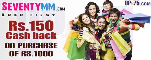 Seventymm.com offers India