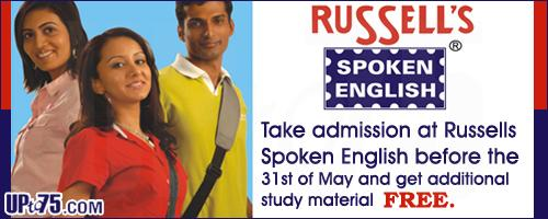 Russells Spoken English offers India