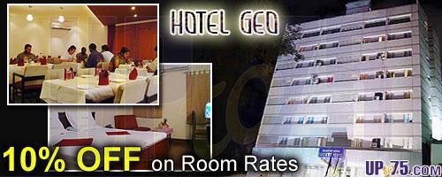 Hotel Geo offers India