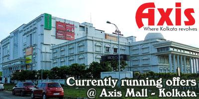 Axis Mall - Kolkata Sale Offers India