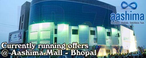Aashima Mall - Bhopal Sale Offers India