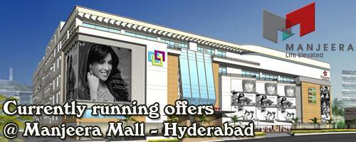 Manjeera Mall - Hyderabad Sale Offers India